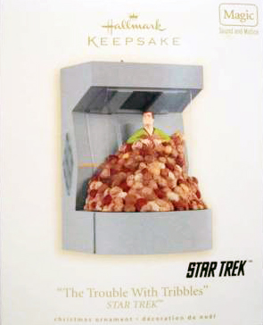2008 Hallmark Trouble With Tribbles 2008 Hallmark Trouble With Tribbles