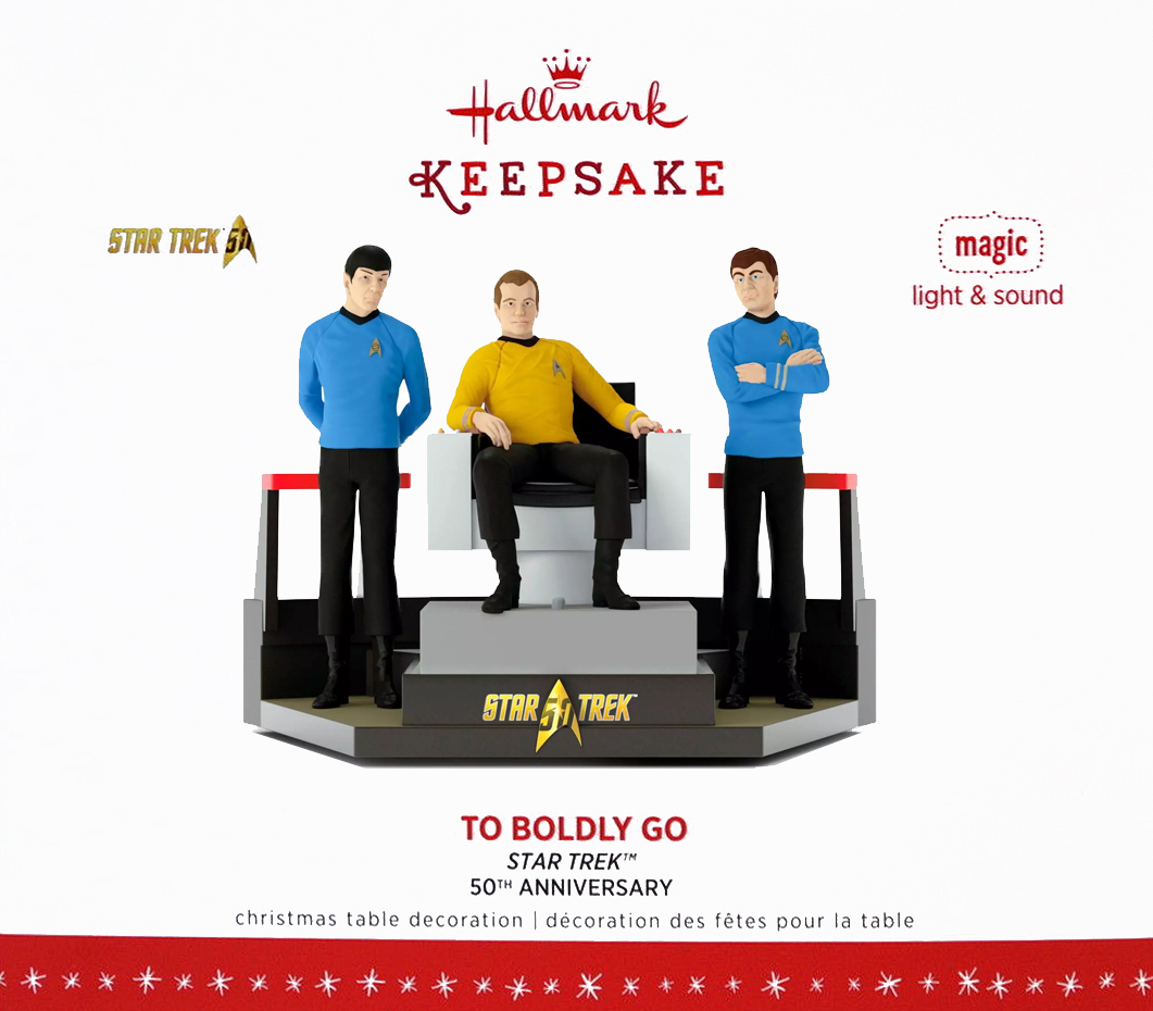 2016 Hallmark To Boldly Go 2016 Hallmark To Boldly Go