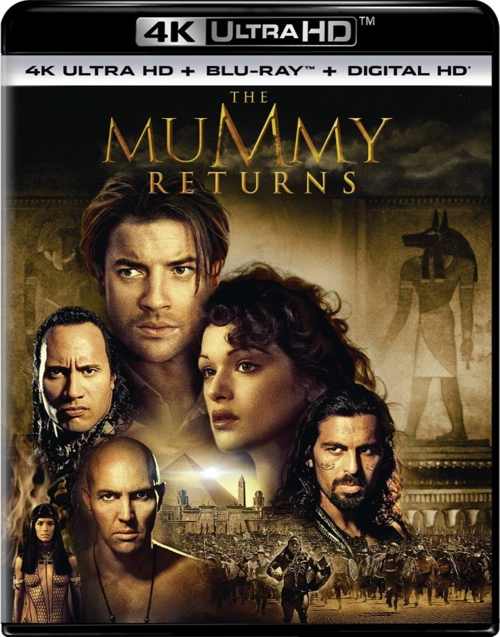 813uJcvZOKL. SL1500  804x1024 The Mummy Returns