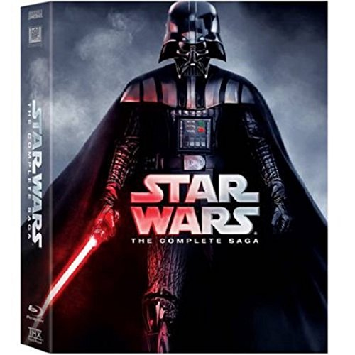 51Nf74WyUL Star Wars: The Complete Collection