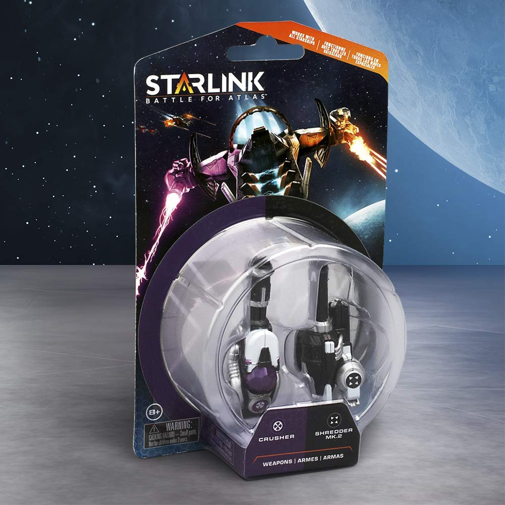 Starlink Battle For Atlas Weapon Pack Crusher Starlink Battle For Atlas   Weapon Pack Crusher