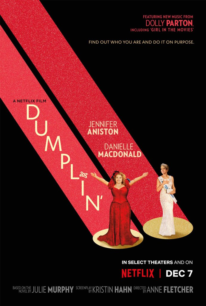 novi film dumplin netlix jennifer aniston plakat 691x1024 Dumplin