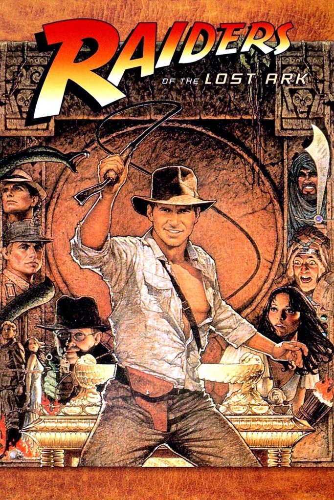 p7719 v v8 ae 683x1024 Indiana Jones and the Raiders of the Lost Ark