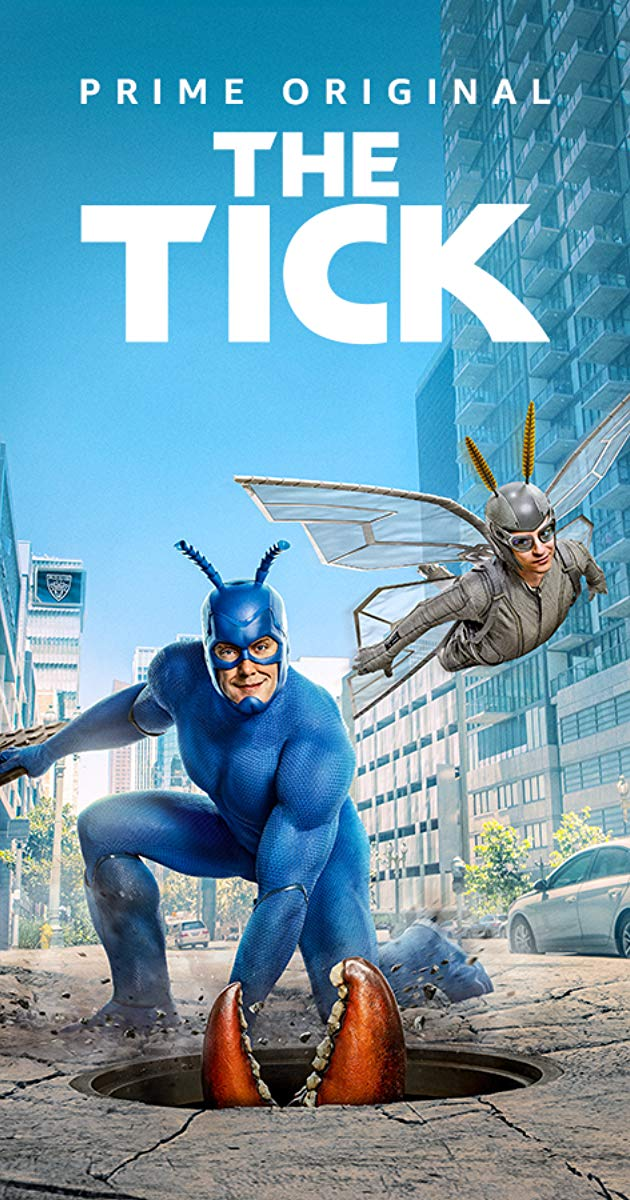 The Tick Season Two