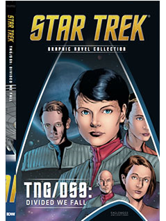 Star Trek: TNG/DS9: Divided We Fall