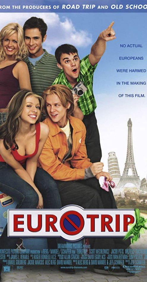EuroTrip Unrated