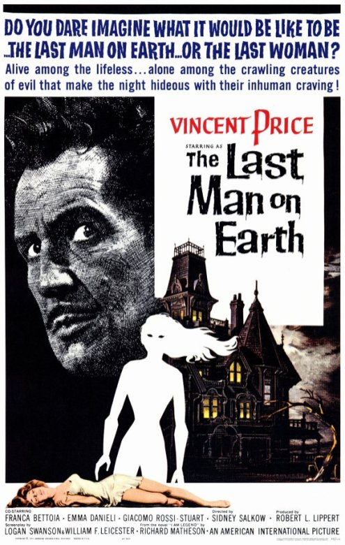 The Last Man on Earth (1964)   IMDb