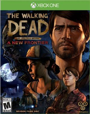 The Walking Dead: The Telltale Series   A New Frontier