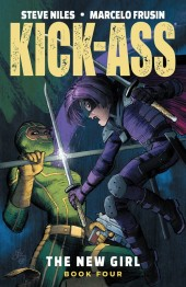 Kick Ass vs Hit Girl