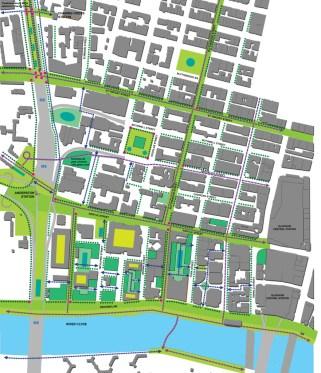 Glasgow West Framework Masterplan