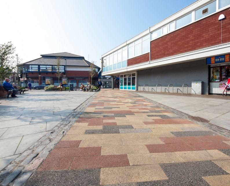 Blyth Bus Station