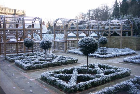 Calisle Park, William Turner Garden, Morpeth 3