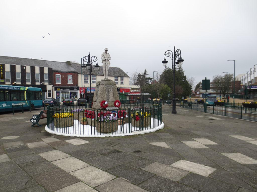 Eston Town Square