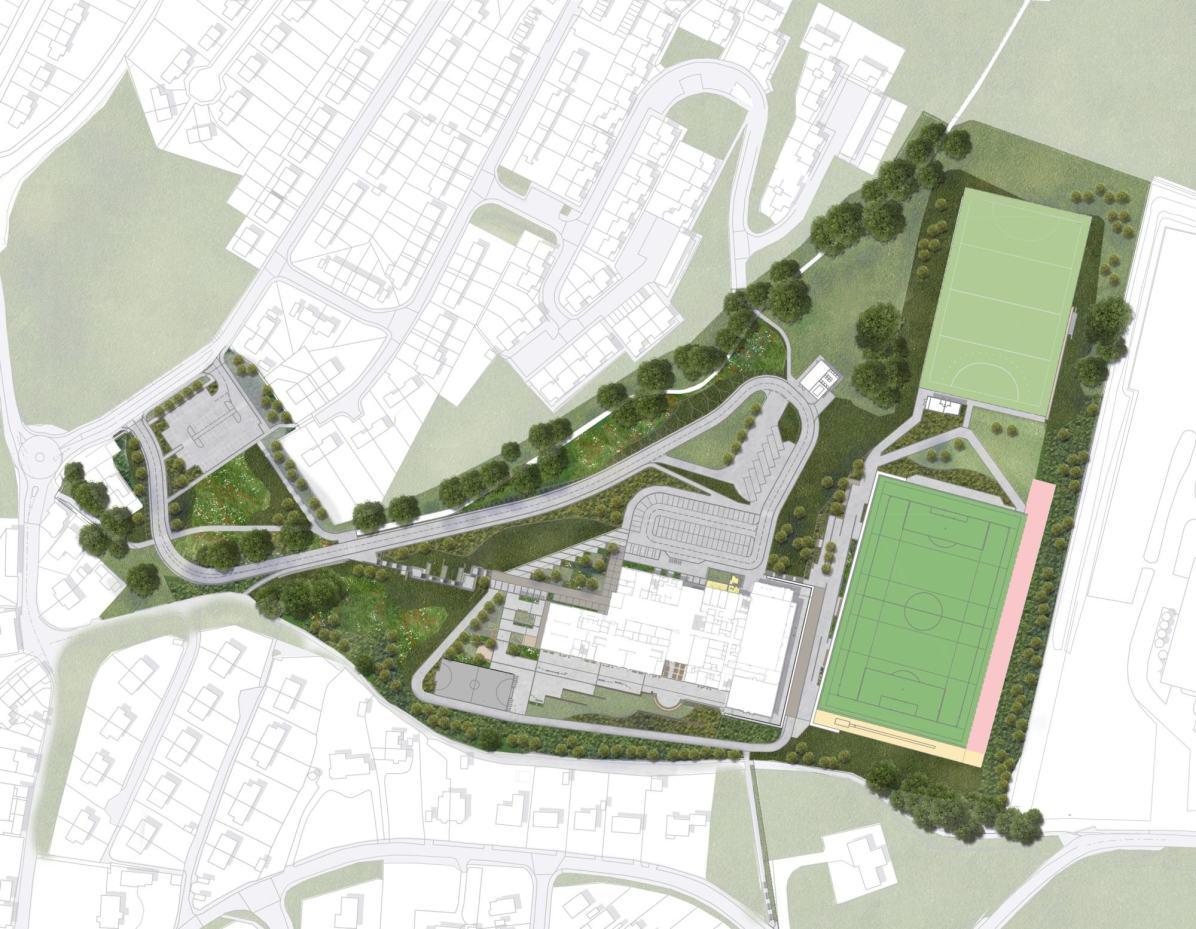 Landscape Masterplan Jedburgh