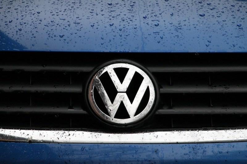 Volkswagen Frontale Auto