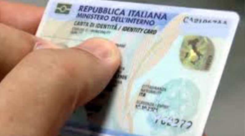 carta identita