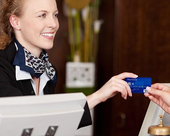 pagamento albergo hotel