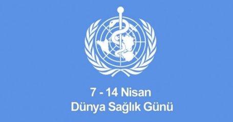 dünya sağlık günü ile ilgili görsel sonucu