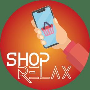 shop relax logo