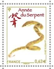 Francie - známky 2013