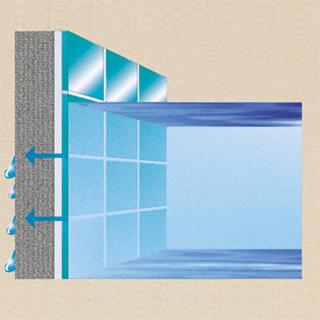 tiling in swimming pool spa sauna
