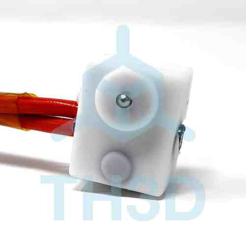 Silicone Socks for V6 Hotends (Glass Thermistor Version) - 3 Pack