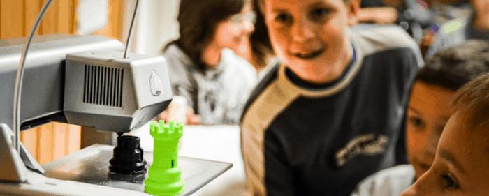 TH3D Youth 3D Printing Program