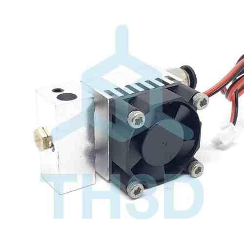 Tough Dual Hotend V2 - 2 Hotends/Mixing Hotend - 12V/24V