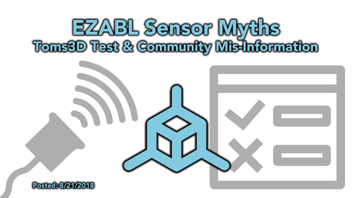EZABL Sensor Myths – Toms3D Sensor Test and other Myths | TH3D ...