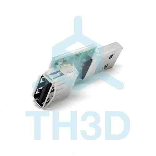 Power BLough-R - Pi USB Power Blocker