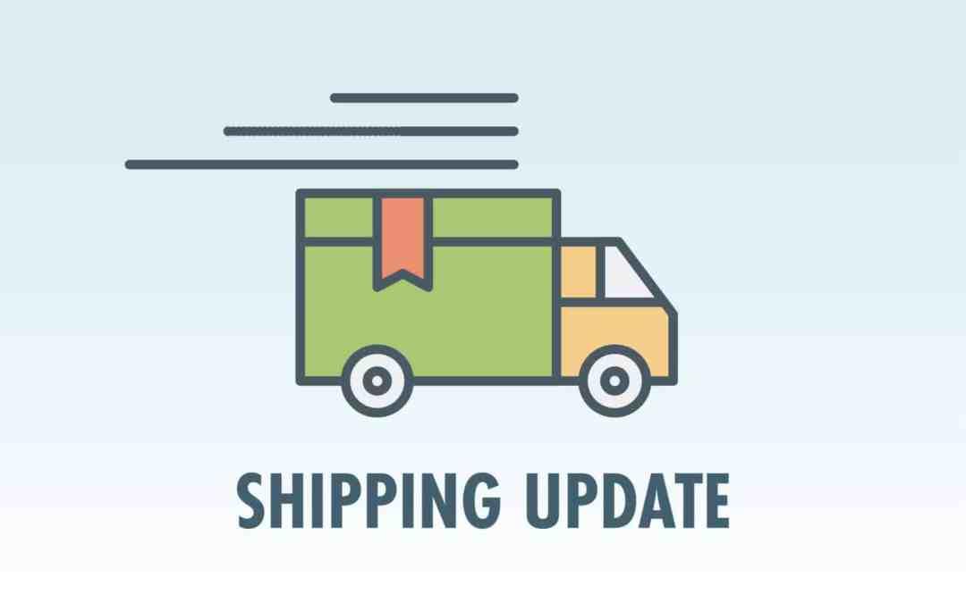 Order Status Update – 12/7/2018