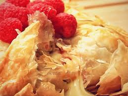 Baked Brie In Phyllo Dough