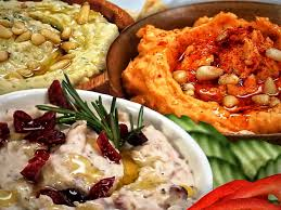 hummus-3-ways - Hummus 3 Ways