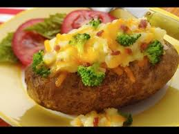 Stuffed Potatoes Recipe