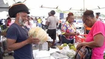 Tobago's World Food Day celebrations 2017