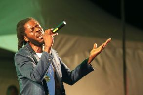Kabasi puts on a soulful showing.