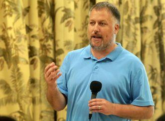 Solimar International's President/CEO Chris Seek.