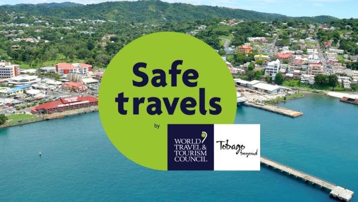 "Tobago tourism businesses become ""Safe travels"" endorsed"