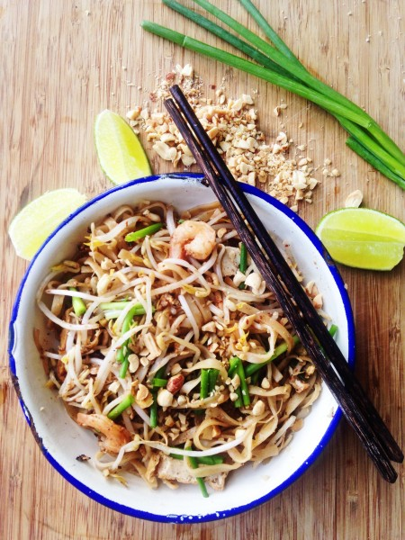 Romantic Nights of Pad Thai | Pad Thai Recipe