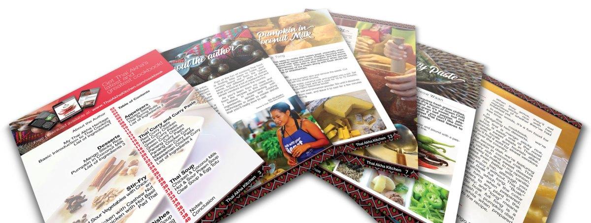 Cookbook Akha Kitchen - Akha Recipes - Thai Akha Kitchen