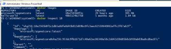 DockerApsnetCore