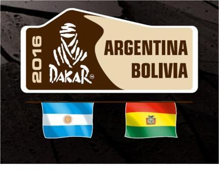 DaKar logo 2016