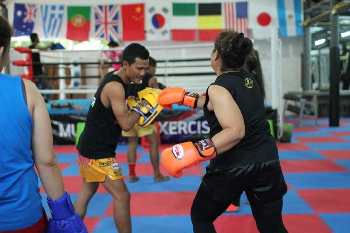 Koh Tao Thai Boxing