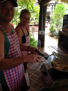 Cooking Class Earth House