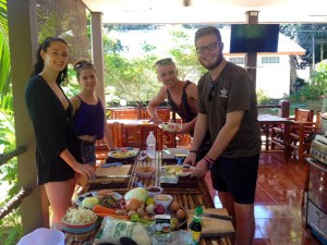 Private Cooking Class June 2017