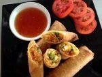 Result of a Thai Cooking Lesson: Spring Rolls