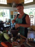 Thai Cooking Course March 2016