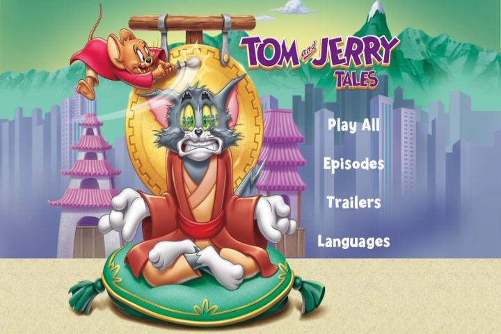 Volume Tales 2 Tom Jerry And Dvd
