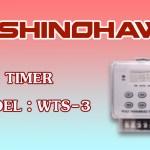 SHINOHAWA: WTS-3
