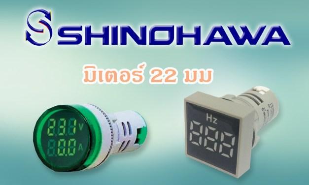 SHINOHAWA: มิเตอร์-22 มม.